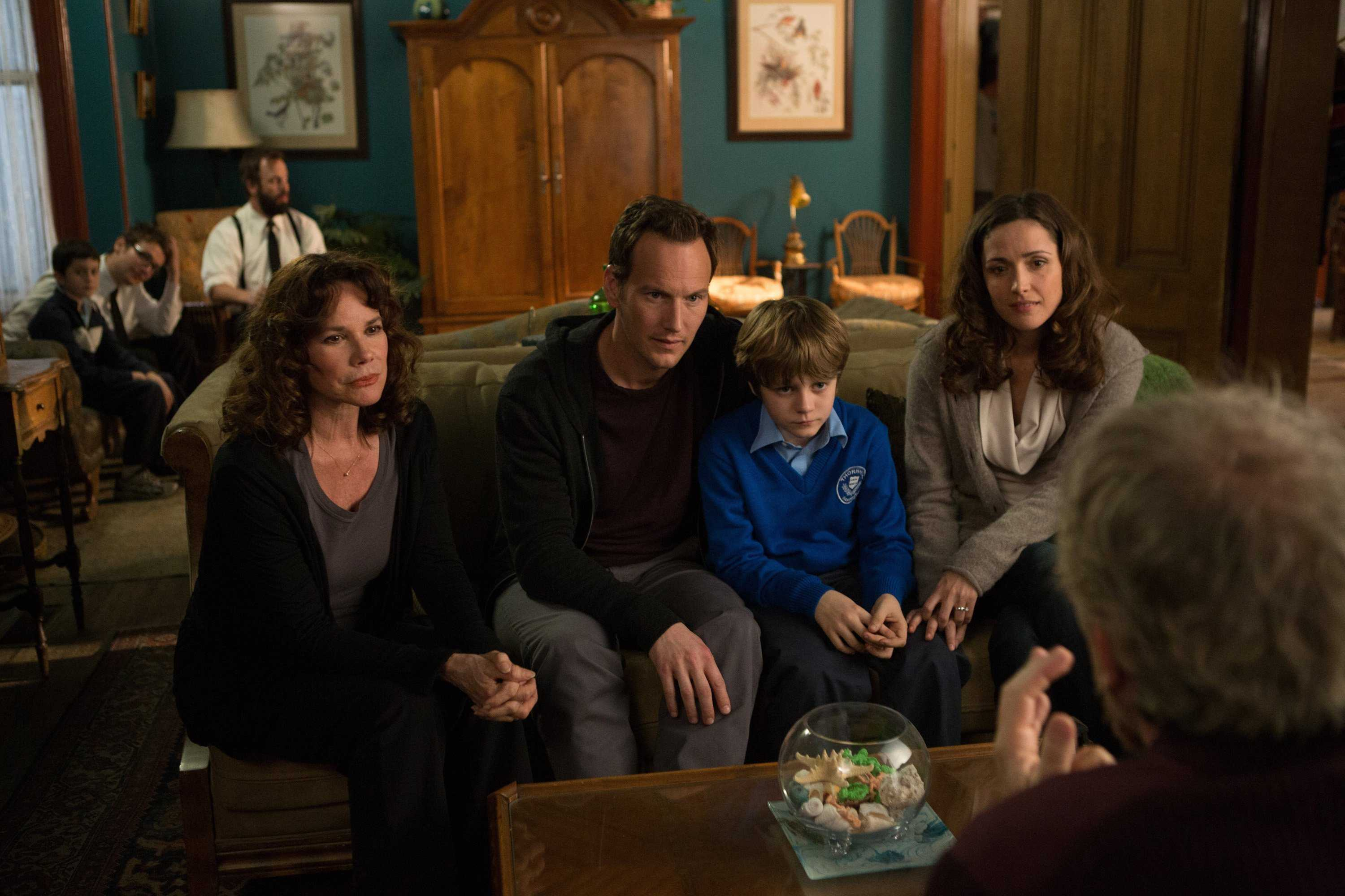Insidious Chapter 2: A decent spook for the 13th