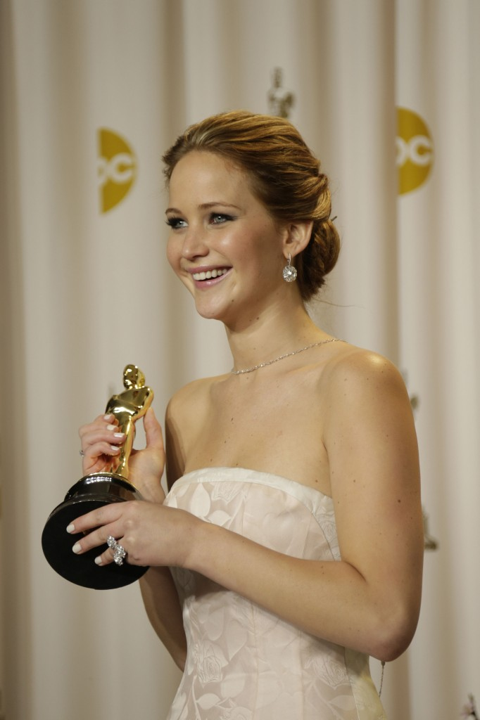 Hollywood Happenings: Starring Jennifer Lawrence