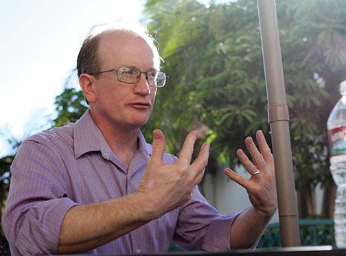 Professor loves legendary auteurs