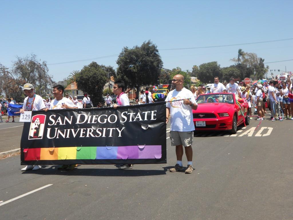 SDSU truly leads the way as LGBT-friendly school