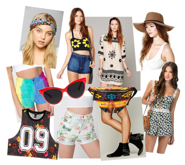 How to dress for Coachella