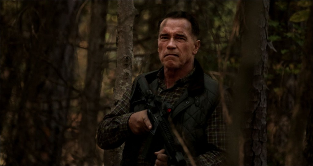 Arnold Schwarzenegger stars in action-packed film