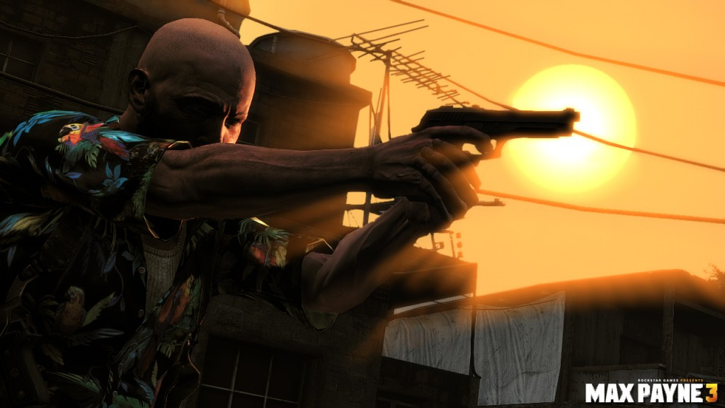 Aztec Gaming Rockstar Releases New Max Payne 3 Trailer The
