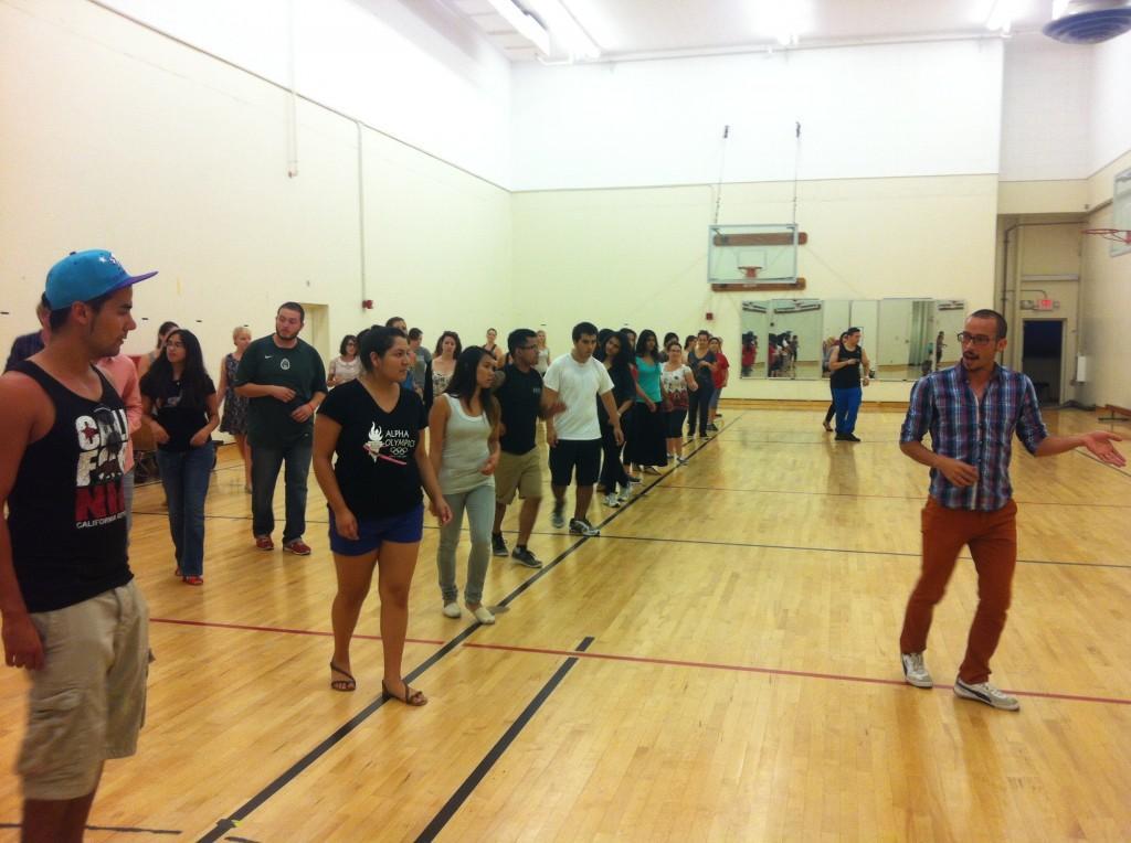 Club de Salsa pone a bailar a SDSU